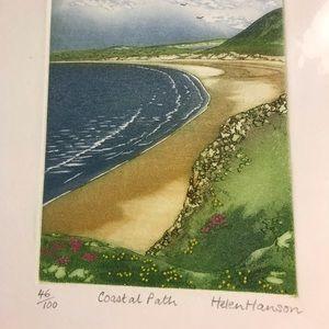 Beautiful Print London artist Helen Hanson